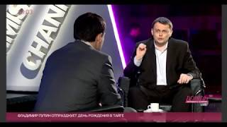 """Евгений Фёдоров. Интервью ТК """"Дождь"""". 6 октября 2014"""