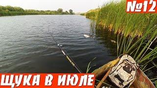 Летния рыбалка на щуку