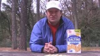 Five Saltine Cracker Challenge