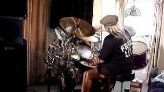 Ray's Drums For Car On A Hill - Joni Mitchell