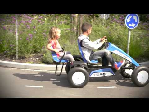 Kart a pedales / coches a pedales Berg Compact Sport / Pink BFR
