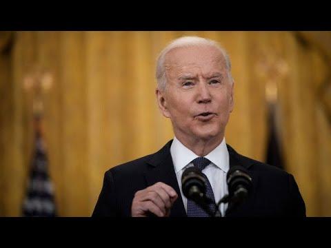 Fox News CUCKS Biden