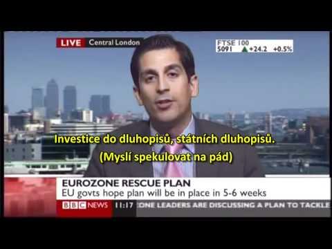 Obchodník na BBC varuje před fatálním krachem v příštích dvanácti měsicích (titulky)