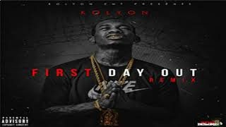 Koly P - First Day Out (Remix)