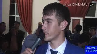 Аброр Саидкаримов уз туйида хаммани йиглатди