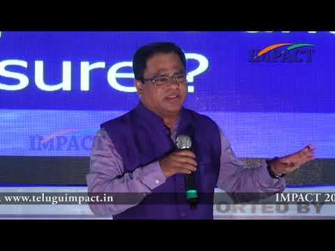 Extra Mile|Venugopal Laxmipuram | TELUGU IMPACT Vizag 2015