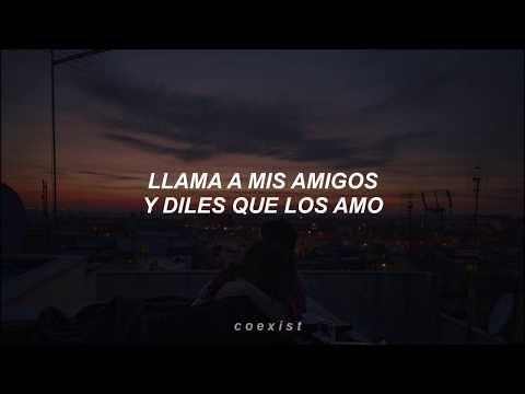billie eilish // listen before i go (español)