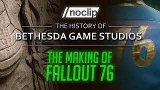 The Making of Fallout 76 / History of Bethesda Game Studios Trailer