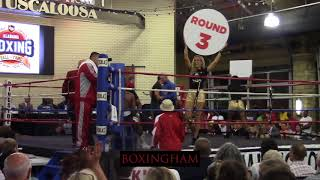 Greg Young Jr. vs. Anthony Retic
