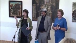 Открытие персональной выставки культового художника Сергея Сорокина в Нижнем Новгороде.