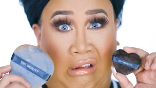 Tati Beauty Blendiful Sponge Review...Sanitary?! | PatrickStarrr