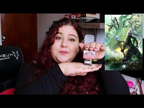 [RESENHA] Alys: Elemento Infinito - Priscila Gonçalves