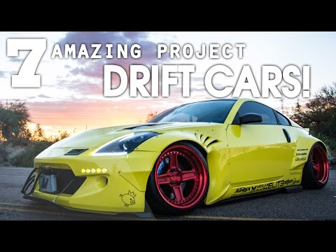The TOP Project DRIFT CARS!! (Any Budget)