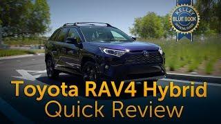 2019 Toyota RAV4 Hybrid - Quick Review