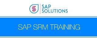 SAP SRM Demo @ SAPSOLUTIONS