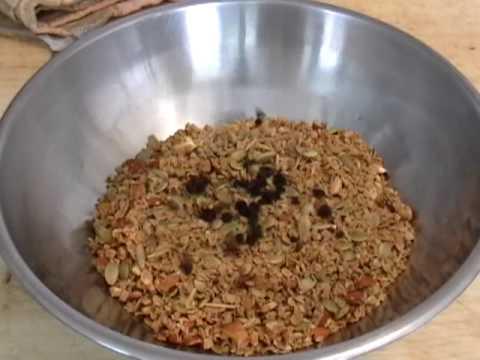 Granola Recipe – How to Make Granola