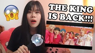 BTS - Boy With Luv Feat. Halsey MV REACTION | PUSINGGG!