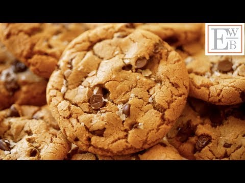 Beth's Chewy Brown Butter Chocolate Chip Cookies with Sea Salt