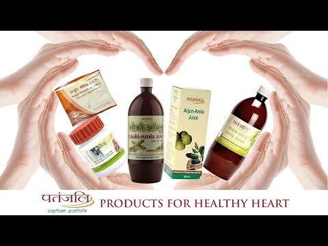 Best Patanjali Products For a Healthy Heart | Healthfolks.com