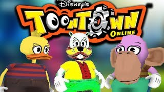THE WORST FURRY GAME EVER (Toontown)