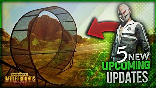 PUBG Mobile 5 New Upcoming Updates of 2020 | Spike Trap, Vikendi Update & More!