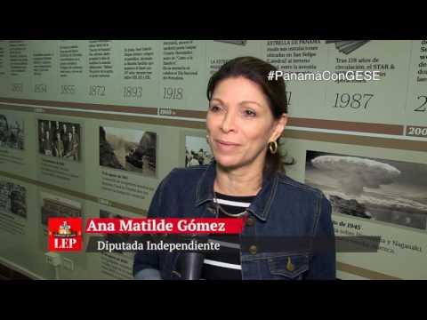 "Ana Matilde Gómez identifica ""momento histórico"" para defender soberanía nacional"