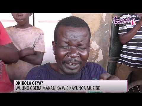 Wuuno makanika w'e Kayunga muzibe