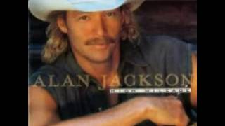 Alan Jackson  - Hurtin' Comes Easy.