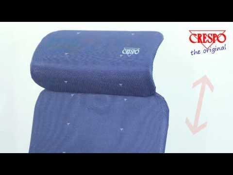Sillón Compact reforzado con respaldo alto Crespo