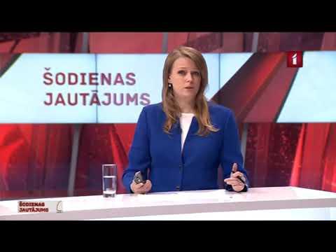 """LTV """"Šodienas jautājums"""" diskusija ar veselības ministri Ilzi Viņķeli par Covid-19 testēšanas kapacitāti"""