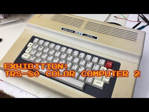 OLD IS THE NEW OLD - TRS-80 Color Computer 2