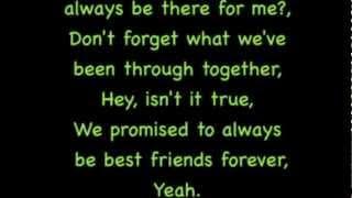 Best Friends Forever Lyrics by KSM