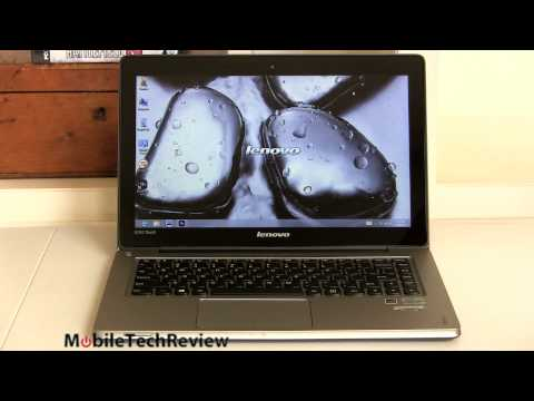 Lenovo IdeaPad U310 Touch Review