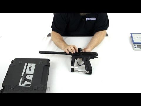 GOG Extcy Paintball Gun w/ Blackheart Board - Review
