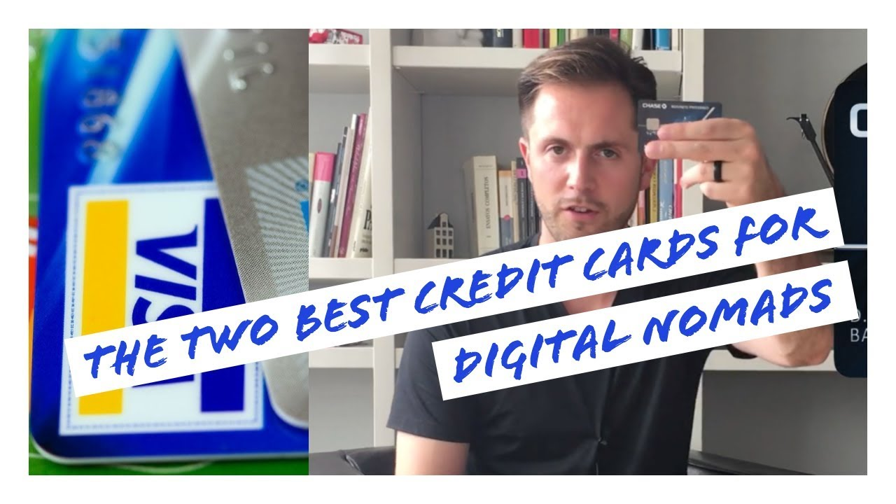 The Two Best Credit Cards For Digital Nomads thumbnail