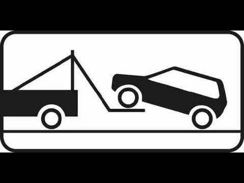 Задержание транспортного средства, эвакуация #Ликбез