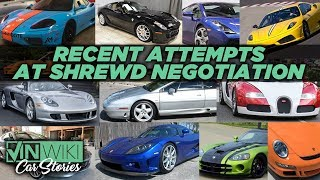 Adventures in trying to buy terrible exotic cars