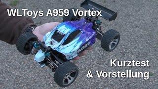 WLToys A959