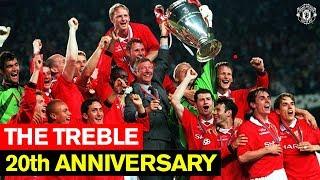 Video The Treble | 20th Anniversary | Manchester United 1998/99 MP3, 3GP, MP4, WEBM, AVI, FLV September 2019