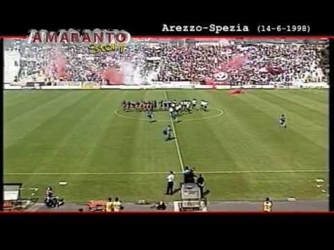 Amaranto story - Arezzo-Spezia 2-1