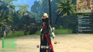Blade & Soul 1st CBT -Kung-Fu Master Play video 1