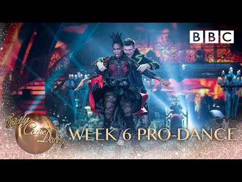 Strictly Pros perform Halloween dance special – BBC Strictly 2018