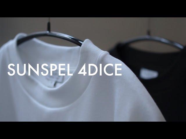 世界初のTシャツを世に送り出したSUNSPELに「今の気分」でお願いしました。