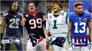 AMAZING NFL LISTS