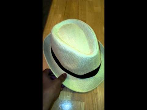 Dealzip Women's Summer Fedora Hat #fashion #Review