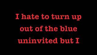 Someone Like You - Ice Nine Kills (adele Cover) Lyrics