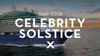 Celebrity Solstice: Ship Tour