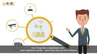 IoT | Intelligente opdenhoff Technologie  In der Waagensatdt Hennef zu Hause, in der digitalen Welt unterwegs