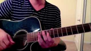 """Guitar Lesson: """"Scary Monsters and Nice Sprites"""" by Skrillex"""