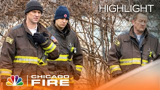 Casey Demands Severide Stand Down And Follow His Orders - Chicago Fire